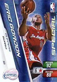 Eric Gordon Clippers Adrenalyn NBA 2 Card
