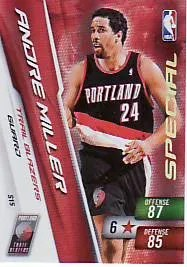 Andre Miller Special Adrenalyn Card