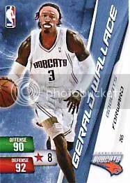 Free Adrenalyn NBA 2 Code Gerald Wallace