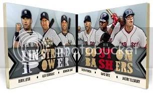 2012 Topps Triple Threads Book Card