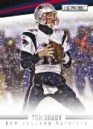 2012 Panini Rookies and Stars Tom Brady Base Card