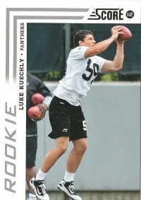2012 Score Luke Kuechly Rookie Card