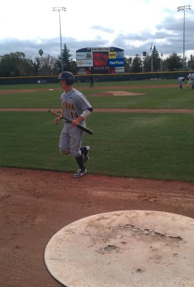Tony Renda University of Cal 2B - MLB Draft Prospect