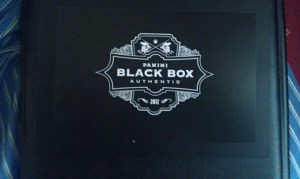 2012 Panini Black Box - Las Vegas Industry Summit
