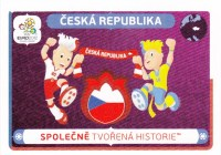 2012 Panini Euro Stickers Czech Republic