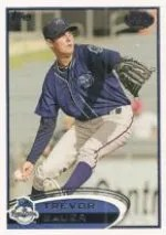2012 Topps Pro Debut Trevor Bauer Base RC