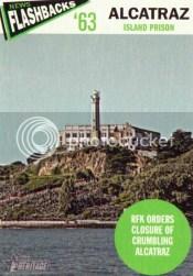 2012 Topps Heritage News Flashbacks Alcatraz