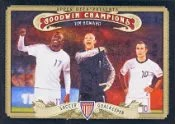 2012 UD Goodwin Tim Howard #123 Sp