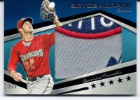 2012 Topps Pro Debut Bryce Harper Patch
