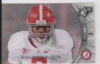 2012 Upper Deck SPx Trent Richardson Shadow Slot