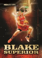 11-12 Panini Hoops Blake Griffin Blake Superior Card