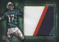 2012 Topps Inception Rookie Jumbo Patch