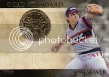 2012 Topps Series 1 Tom Seaver Gold Standard