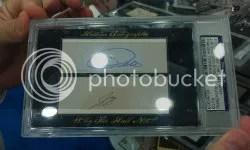 2012 Historic Autographs Joe Jackson - Pete Rose