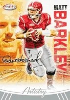2013 Sage Hit Matt Barkley Artistry