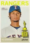 2013 Heritage Yu Darvish Color