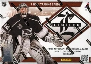 2012-13 Panini Limited Hockey Box