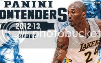 12/13 Panini Contenders Basketball