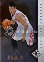 12/13 Panini Limited Jeremy Lin Base Card