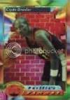 1993-94 Topps Finest Clyde Drexler #129 Clyde Drexler