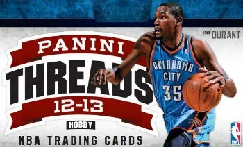 2012-13 Panini Threads Basketball