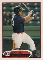 2012 Topps Pro Debut SP Photo Variation #84 Xander Bogaerts