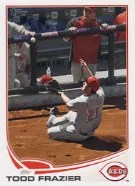 2013 Topps Series 1 Todd Frazier
