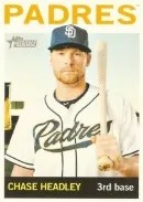 2013 Heritage Chase Headley Sp