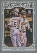 2013 Gypsy Queen Variation Sp Cespedes