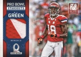 2013 Donruss Elite Pro-Bowl Standouts A.J. Green