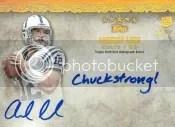 2012 Topps 5 Star Andrew Luck Chuckstrong