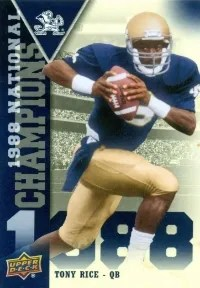 2013 UD Notre Dame National Champions