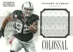 2012 NT Richard Seymour Colossal