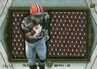 2012 Topps Supreme Die Cut Richardson