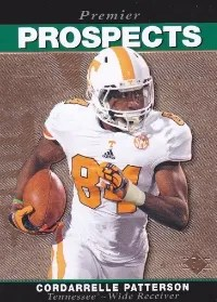 2013 Upper Deck Cordarrelle Patterson RC
