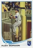 2013 Topps Alex Gordon Sp