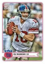 2012 Topps Magic Eli Manning Base