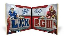 2012 Triple Threads RGIII Luck