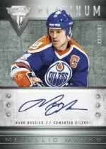 2012-13 Titanium Mark Messier Auto