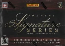 2012 Panini Signature Series Baseball