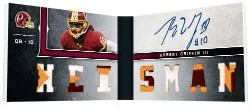 2012 Panini Playbook Robert Griffin III