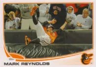 2013 Topps Series 1 Mark Reynolds Base