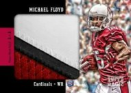 2012 Topps Magic Michael Floyd Jersey
