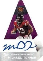 2012 Panini Crown Royale Michael Turner