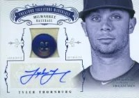 2012 National Treasures Tyler Thornburg