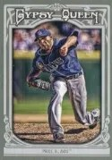 2013 Gypsy Queen David Price