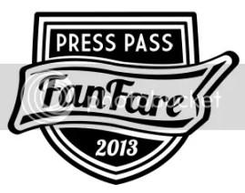 2013 Press Pass FanFare