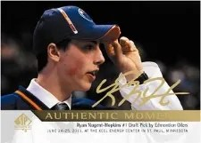 2012-13 Sp Authentic Moments Auto