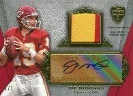 2012 Topps Supreme Joe Montana Red