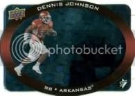 2013 UD Spx Dennis Johnson Die Cut